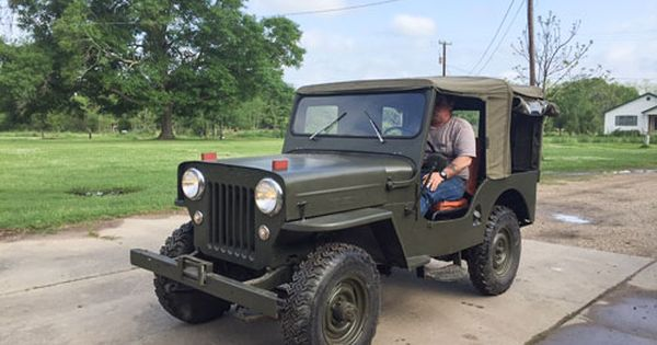 Dane St Cyr Willys Jeep Old Jeep Jeep