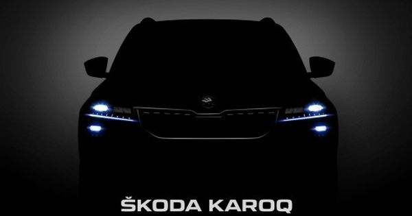 Skoda Teases New Karoq Shows First Interior Pics Bmw Concept