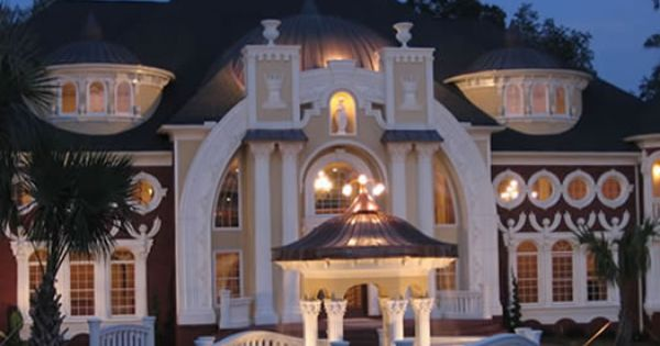 The King Residence Of Conyers Ga Mansions Beach Mansion Southern Mansions