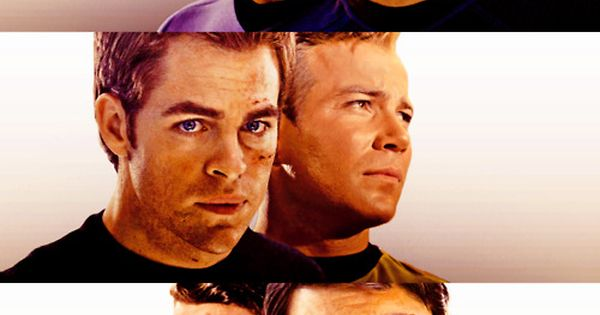 Posted by SF Series and Movies Star Trek then and now startrek