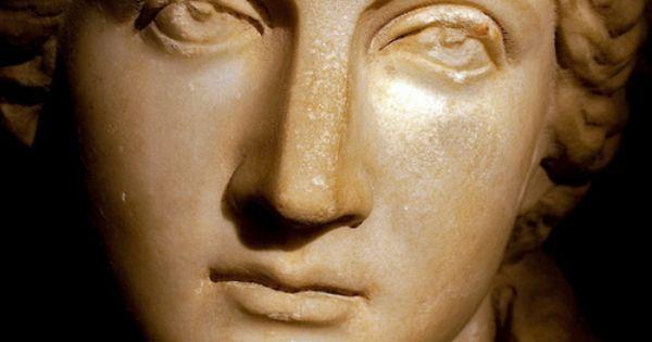 buste en marbre antiquit grecque mus e arch ologique d 39 antalya beau tout simplement. Black Bedroom Furniture Sets. Home Design Ideas