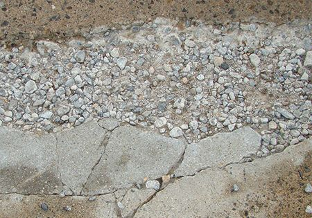 Fix And Repair Flaking Cracked Spalled Concrete For The Home Pinterest Diy Crafts