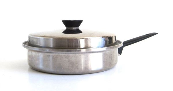 Amway Royal Skillet Amway Queen Lid 10 Quot Stainless