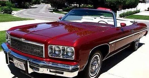 1975 Chevy Caprice Classic Convertible Http Mrimpalasautoparts Com Chevy Caprice Classic Caprice Classic Donk Cars