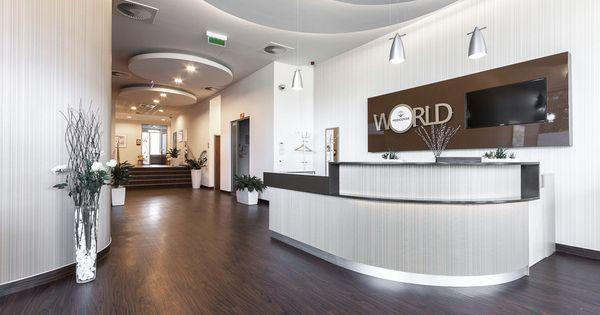 modern dental office waiting rooms | modern dental office design