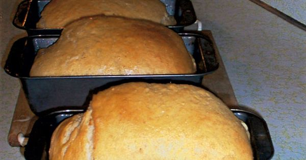 Want to try this. Salt-rising bread, a.k.a. pioneer bread because it needed