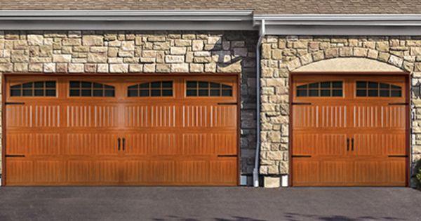 Wayne Dalton Wood Grain Garage Door Inlandempiregaragedoors Garagedoors Waynedalton Steel Garage Doors Garage Doors Garage Door Installation