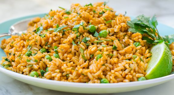 Easy mexican rice, Mexicans and Rice on Pinterest