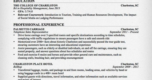 Entry-Level Customer Service Representative Resume Template
