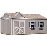 High Quality Primrose 12 X 20 Garden Tool Shed Kit Storage Building Kits Built In Storage Wood Storage Sheds