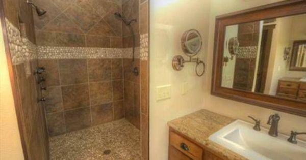 Master Bath Shower Tile Idea Master Bath Shower Tile Shower Tile Bathroom Inspiration