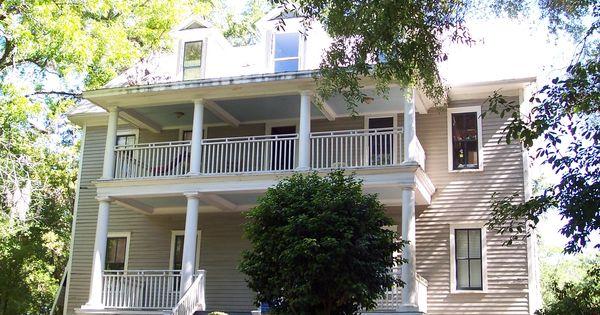 Williams House 1908 Aka Swan House Tallahassee