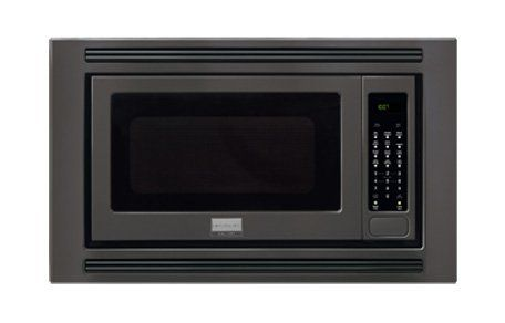 Frigidaire Fgmo205k 2 Cubic Foot Built In Microwave With 1 200 Watts Effortless Reheat And One Touc Built In Microwave Built In Microwave Oven Black Microwave