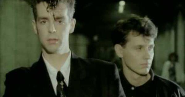 Pet Shop Boys West End Girls 2003 Digital Remaster With