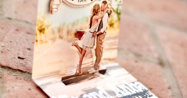 Pop Up Wedding Invitations And Save The Dates