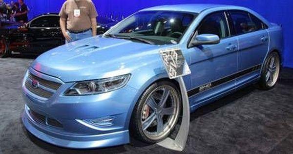 2011 Ford Taurus Sho Gets Tuned At Sema 2010 Sema Show Ford
