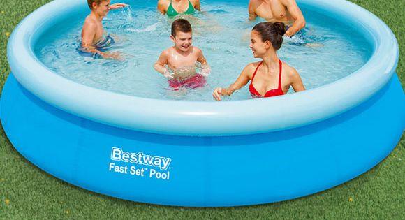 Buy Bestway Fast Set Pool 12 Feet X 30 Inch 57273 At Best Price In Pakistan Inflatable Pool Pool Bestway