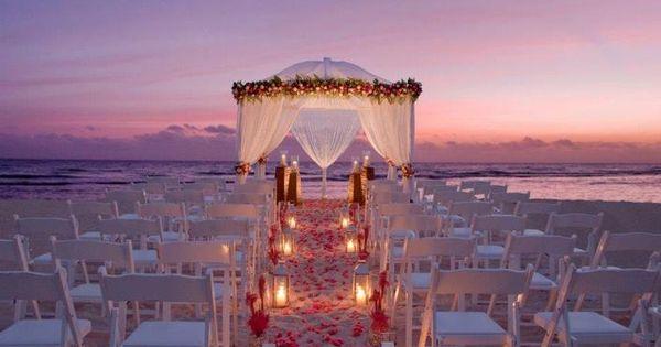 20 swoon worthy beach wedding ideas