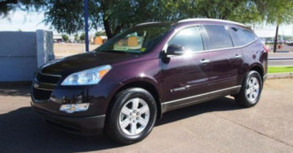 purple chevy traverse want want want pinterest. Black Bedroom Furniture Sets. Home Design Ideas