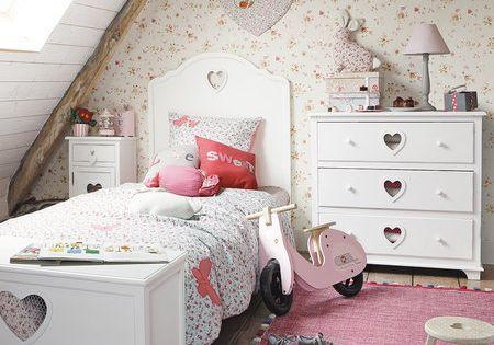 Dormitorios infantiles bonitos y pr cticos estilo - Dormitorios estilo provenzal ...