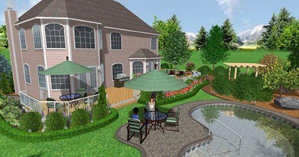 Landscaping Software Download Realtime Landscaping Software Realtime Landscaping Architect Architect Landscaping Software French Country Farmhouse