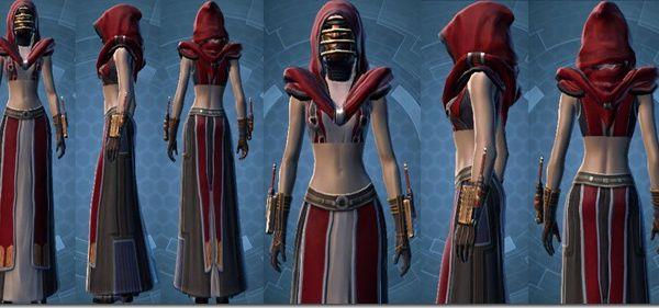 swtor-investigator's-armor-set | Cosplay Ideas | Pinterest ...