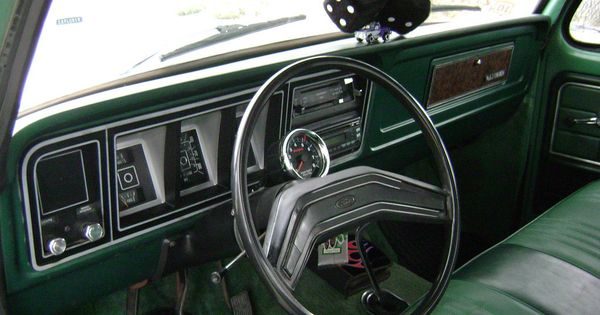 ford interior 1978 f150 green 1975 cab 150 super trucks truck ludlow custom ma bronco ranger 1979 4x4 beast owned
