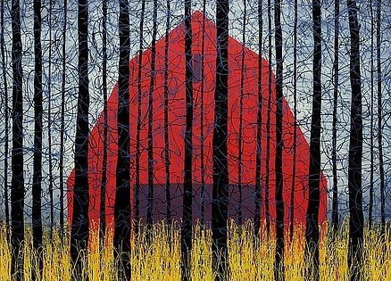 Barn Peace By Daniel Lager Peace Painting Painting Art