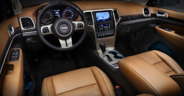The Most Awarded Suv Ever The 2011 Jeep Grand Cherokee The