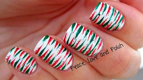 101 Cute Christmas Nail Designs For The Festive Season Christmas Nail Designs Christmas Nails Easy Christmas Nail Art Designs