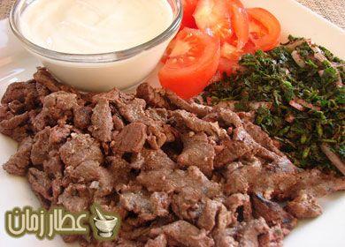 طريقة تحضير بهارات شاورما اللحم على الطريقة اللبنانية الرائعة Middle Eastern Recipes Food Recipes