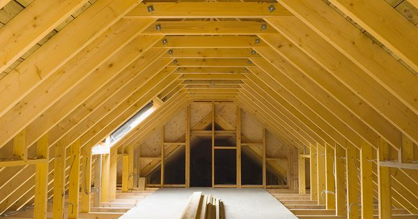 Best Cost Of Attic Truss Roof And Loft Space Roof Trusses 400 x 300