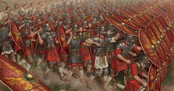 10 Brutal Facts About The Roman Legions Historia Antiga Imperio