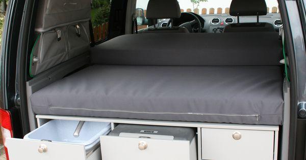 vw caddy tramper photo 01 mal aut ka pinterest vw. Black Bedroom Furniture Sets. Home Design Ideas