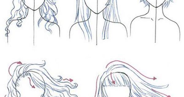 Tecnicas Para Dibujar: Como Dibujar Animes, Tecnicas Para