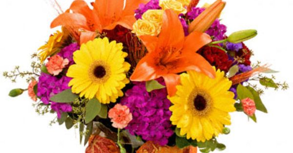 Ember Glow By Viviano Flower Shop Convey Warm Thoughts From A Glowing Recommendation To Fervent Thanks Fallf Fall Flower Arrangements Fall Flowers Flowers