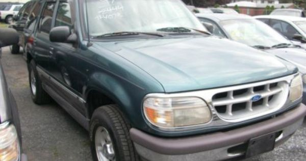 97 Ford Explorer Xlt Stock 4072a Buy Here Pay Here Financing
