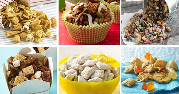 Rock UR Party | Recipes & Food Ideas To Get Your Party