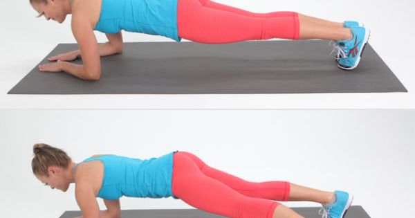 Training for a marathon? This series of core exercises is a must!