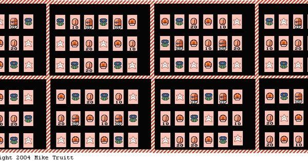 Super Mario Bros 3 N Card Cheat Sheet Super Mario Bros Super