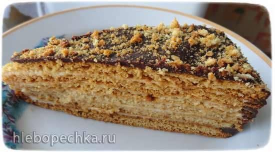 торт кутузов рецепт с фото пошагово