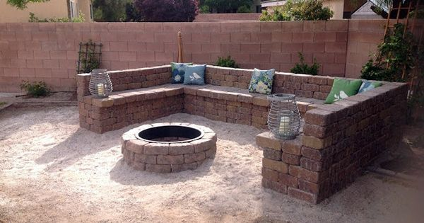 Roundup: 14 DIY Fire Pits You Can Make Yourself! » Curbly |