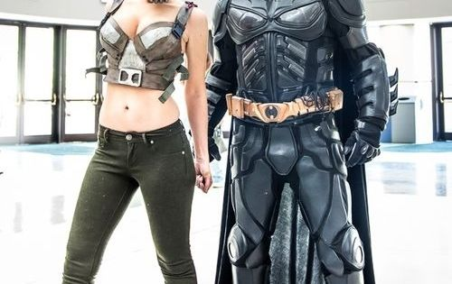 Nolan's Dark Knight and gender-swap Bane. I want to do that Lady