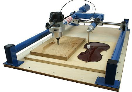 Gemini Carving Duplicator Comes In 3 Sizes Tools And
