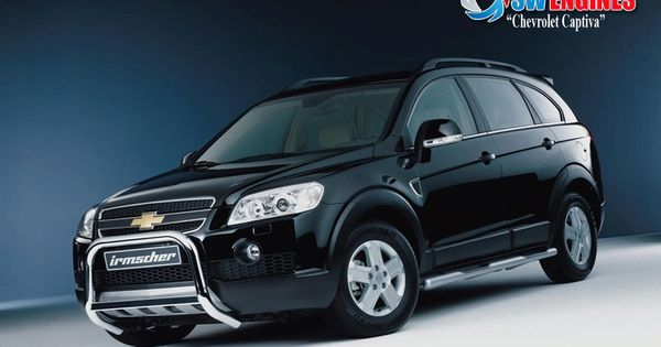 Swengines The Chevrolet Captiva Is A Mid Size Sport Utility