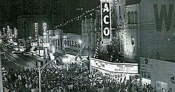 Hippodrome Waco Waco Texas Waco Hippodrome