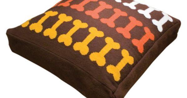Jonathan Adler Dog Bed Bones In Pet Accessories Cool Dog Beds Dog Bed Pampered Dogs