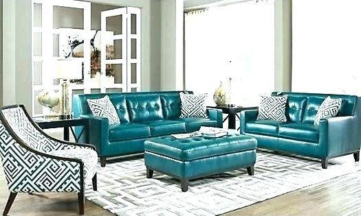 Teal Leather Sectional Sofa Https Www Otoseriilan Com In 2020 Living Room Leather Rooms To Go Furniture Leather Living Room Furniture