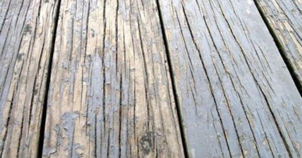 Refinishing A Pressure Treated Deck Treated Wood Deck Wood Deck