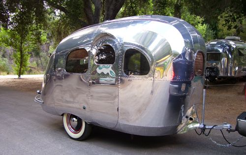 Small Camper Trailer small ultralight travel trailers andrew fuller Luxury Travel Vehicles Are Homes On Wheels Campers Vehicles And Minis